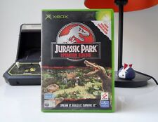 JURASSIC PARK: OPERATION GENESIS - XBOX | COMPLETE