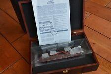 LILIPUT L106202 GERMAN DR BR 62 015 MUSEUM EDITION W/WOOD BOX RARE!