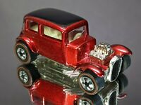Hot Wheels Vintage Collection Replica 32 Ford Vicky Redline Loose