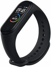 Xiaomi Mi Band 4 Smart Watch - IP68 Waterproof Fitness, Heart Rate, Sports BLACK