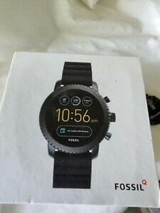 FOSSIL Gen 3 Smartwatch Q Explorist