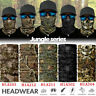 Face Mask Forest Camo Sun Mask Neck Gaiter Fishing Scarf Headwear Fishing