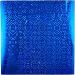 Kole Blue High Tide Prism Craft Paper