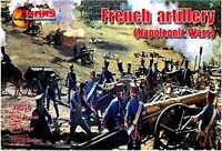 Mars Figures 72016 Napoleonic Wars French Artillery +4 Guns, 1/72 model kit
