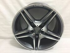 "19"" AMG STYLE STAGGERED WHEELS 5X112 RIM fits MERCEDES-BENZ E CLASS 350 550"