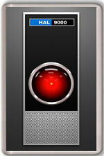 2001 SPACE ODYSSEY HAL 9000 FRIDGE MAGNET IMAN NEVERA
