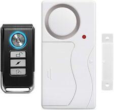 Alarm Security System Remote Wireless Sensor Burglar Home Outdoor Anti-Theft