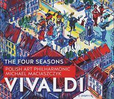 4 pory roku | THE FOUR SEASONS -VIVALDI-POLISH ART  NEW