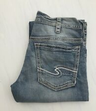 NEW Silve Jeans Men's GORDIE  Straight Leg Mid Rise F00310A
