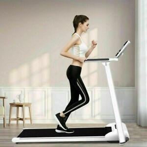 Small Folding Treadmill Electric Motorized Power Running Jogging Fitness Machine