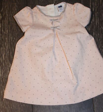 Janie and Jack 0 to 3 months dress with bloomers NWOT