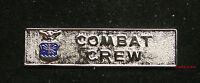 US AIR FORCE COMBAT CREW BADGE PIN AUTHENTIC USAF AIRMEN USA GIFT USAF COMBAT!!!