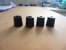 4X RUBBER CUSHIONS FOR INDUSTRIAL JUKI OVER LOCK MACHINES MO SERIES
