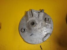 Yamaha AT3 125 Off 1973 front brake backing drum N drive gear