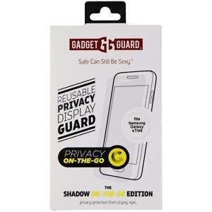 Gadget Guard Shadow On-The-Go Screen Protector for Galaxy S7 / S6