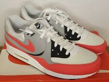 NEW Nike Air Max Light Essential 631722-007 Grey/Crimson/White Sz 13 with OG box