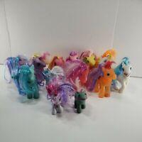 Lot Of 13 My Little Pony MLP G3 2002-2008 Lot
