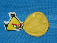 Bird Character Silicone Push Mold Candy #187 Cup Cake Fondant Chocolate Decorate