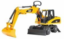 Bruder Toys Cat Wheel Excavator- Bruder building site/ construction toy 02445
