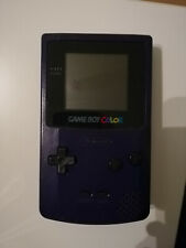 Nintendo Game Boy Color Handheld-Spielekonsole - Lila
