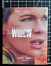 The Widow, Kate Beckinsale, Amazon Prime Video, 8 episodes, 2-DVD, FYC release