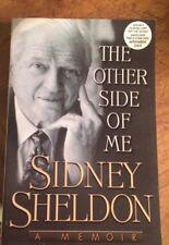 SIDNEY SHELDON The Other Side of Me: A Memoir (2005) PB ARC, promo copy - New