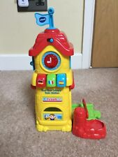 VTech Toot Toot Drivers Train Station, Full Working Order