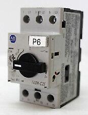Allen Bradley 140M-C2E-B40  SER C SWITCH 5