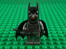 LEGO Super Heroes Batman Minifigure Dark Bluish Gray Suit bat024 7884 7886 7888