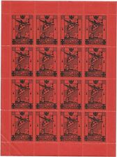 Mint Never Hinged/MNH Red Cross Sheets Stamps