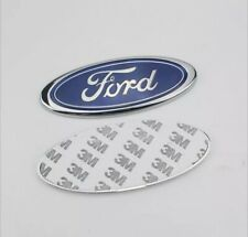 150x60mm Ford Badge Emblem Front Back Boot Logo Focus Mondeo Transit MK2 MK3 Max