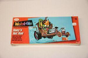 Testors Weird-Ohs Huey's Hot Rod Model Kit - 1993 - Sealed!! Model #738