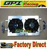 2002-2004 03 Holden Commodore VY 6cyl v6 02 03 04 Aluminum Radiator Shroud +fan