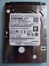 Toshiba mq01abf050 | AAM ab20 am0p7e | 11 AVR. 2013 | 500 Go