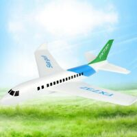 Hand Launch Throwing Foam Plane EPP Airplane Boeing 737 Model Plane Glider  K8Q1