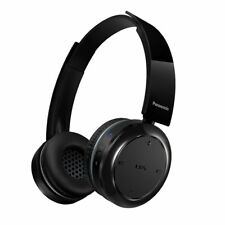 PANASONIC RP-BTD5 EK Digital Bluetooth Wireless Stereo On-Ear Headphones (UK)