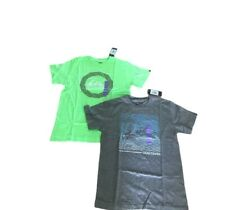 Quiksilver T-Shirt for Boys Short Sleeve, Crewneck Top  New