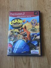Crash Nitro Kart PS2 Sony PlayStation 2 Cib Game XP1