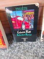 Kölscher Kaviar, ein Kriminalroman von Gabriele Wolff, aus dem Fischer Verlag