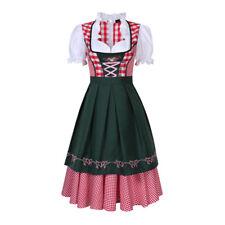 Vestido tradicional de niña alemana Oktoberfest Falda acampanada Disfraces COS
