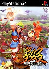 Used PS2 1st Print Black Label Jak and Daxter the Precusor Legacy Japan Import