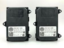 2x New OEM for 15-17 Volkswagen Golf Headlight AFS Control Unit 5N0.941.329