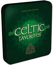 Various Artists - Celtic Favorites [New CD] Tin Case