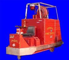 VERY NICE KALAMAZOO YOUNG FIRE EQUIPMENT CORP. FIRE ENGINE MODEL 2500 LPG