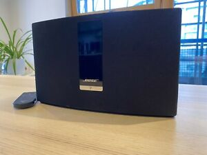 Bose SoundTouch 20 Series III Wireless Music System - Black Perfect Speaker