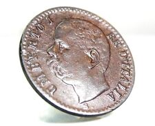 SAVOIA-Umberto I (1 Centesimo) 1897