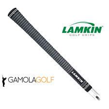 Set of 3 LAMKIN CROSSLINE Midsize Golf Grips NEW