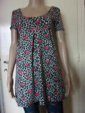 Hauts et chemises tuniques en acrylique pour femme