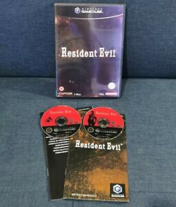 Resident Evil : NINTENDO GAMECUBE - PAL Complete and excellent condition