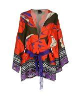 Camicia Kimono Blusa Donna PINKO H534 Tg 40 44